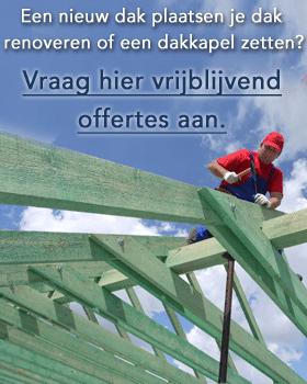 Offerte aanvragen dakdekker