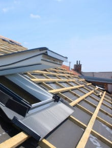 dak renoveren onderdak