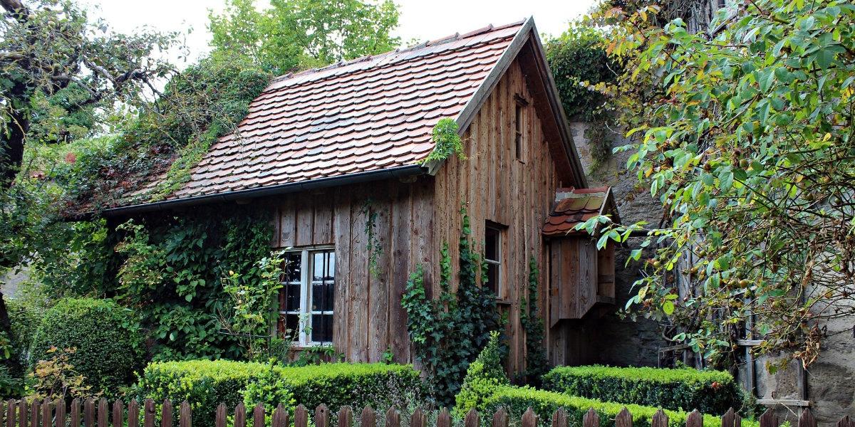 dak tuinhuis