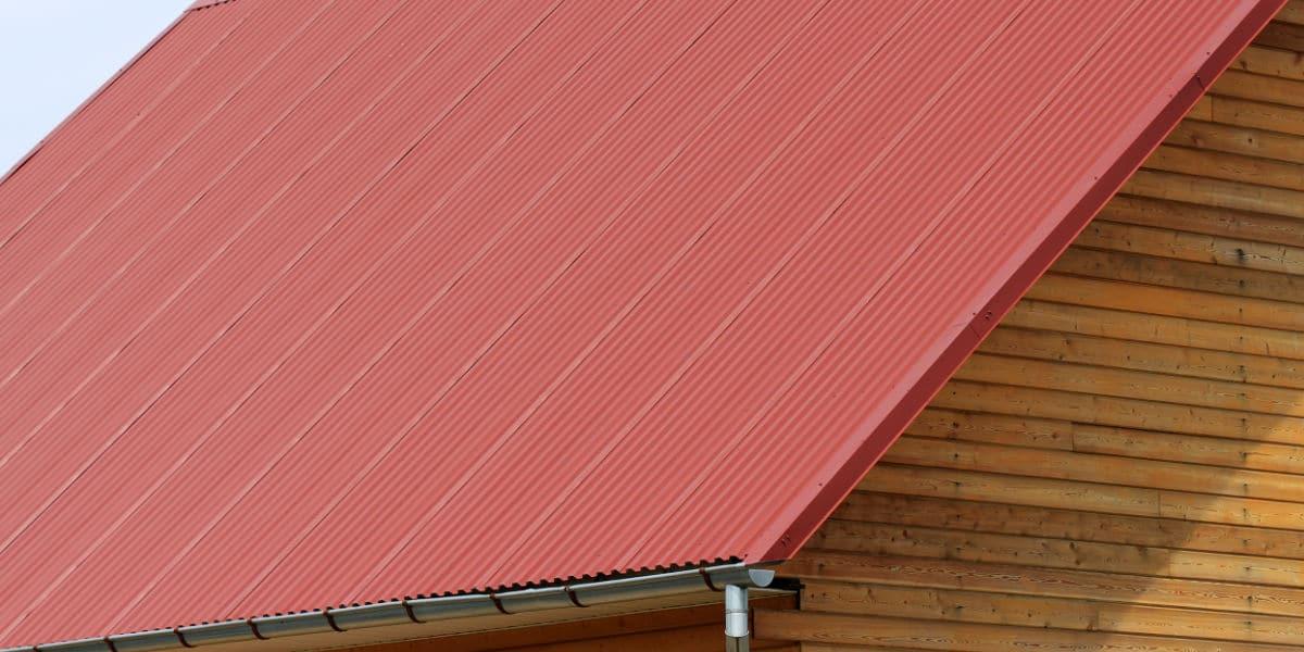 dakpanelen zonder isolatie