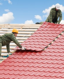 dakpanpanelen zonder isolatie