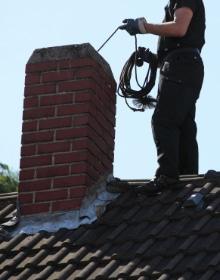 dakwerken schoorsteenvegen