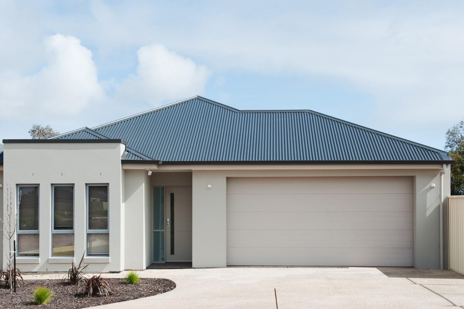 moderne dakplaten