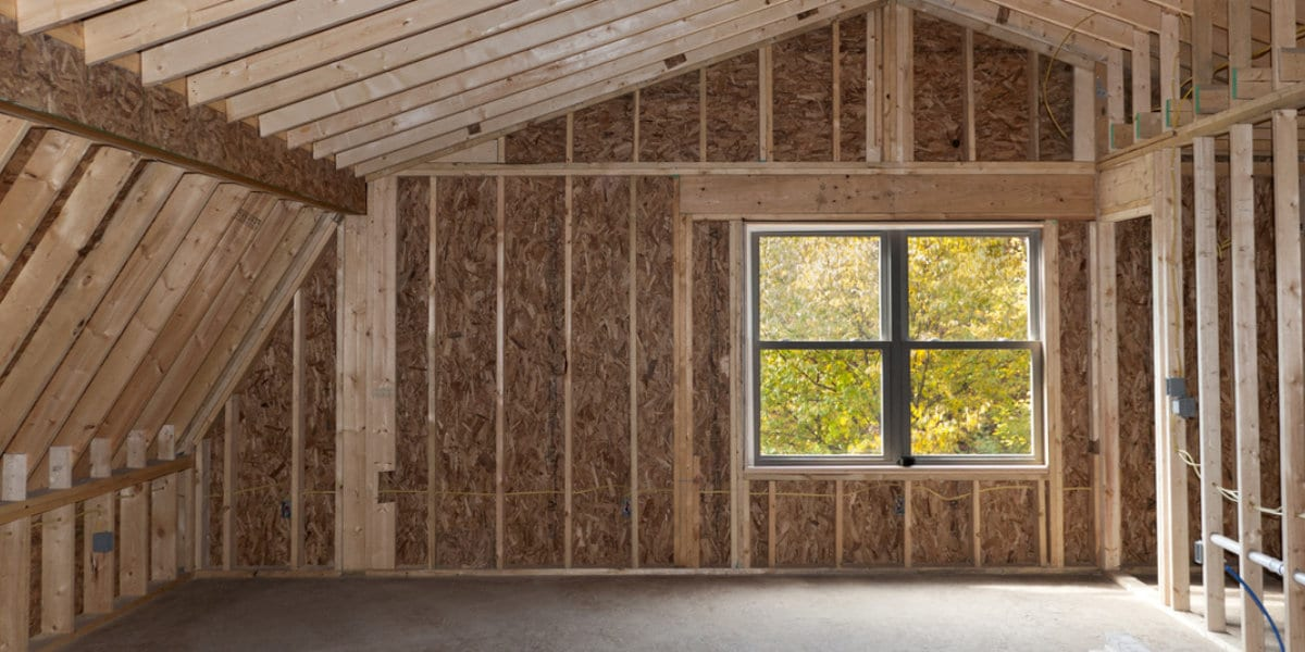 plat dak verhogen