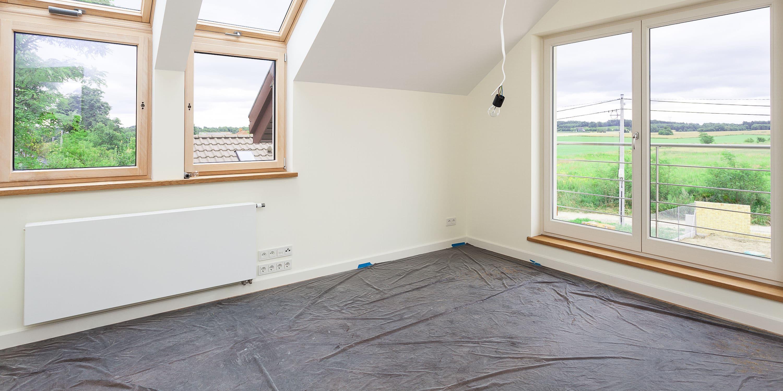 prefab opbouw plat dak