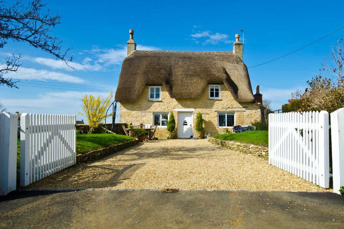 Rieten daken info voorbeelden en prijs per vierkante meter